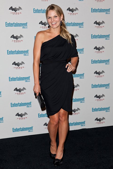 Jennifer Morrison arrives at Entertainment Weekly's 5th Annual Comic-Con Celebration at Hard Rock Hotel San Diego on July 23, 2011 in San Diego, California.