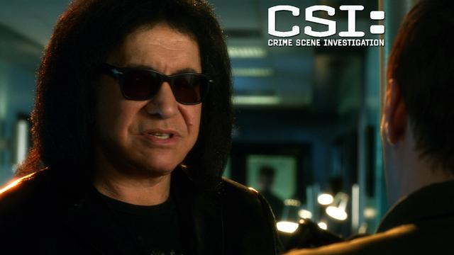 CSI: - KISS My Ass