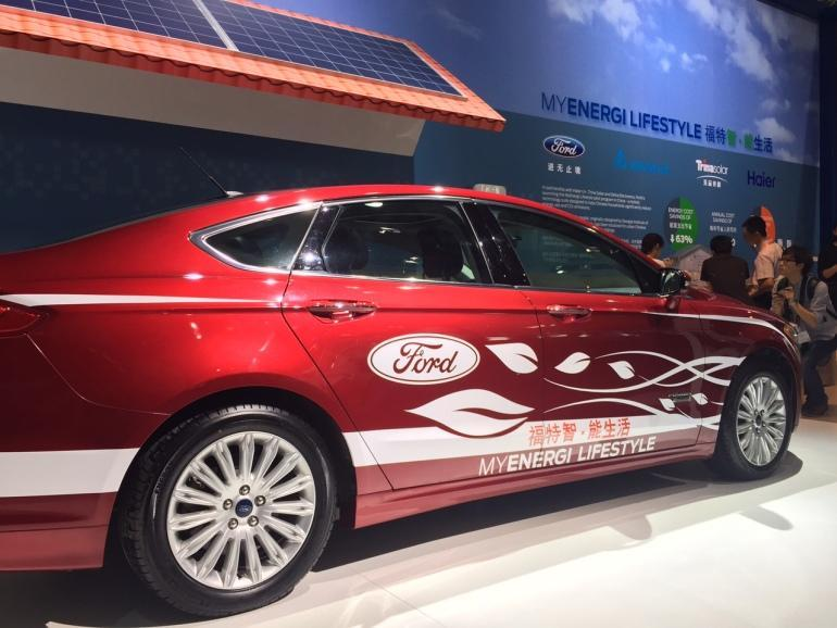 Ford sells sustainability to China with MyEnergi Lifestyle pilot