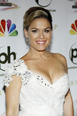Cat Cora arrives at the 2012 Miss USA pageant the Planet Hollywood Resort & Casino, Las Vegas, on June 3, 2012 -- Getty Images