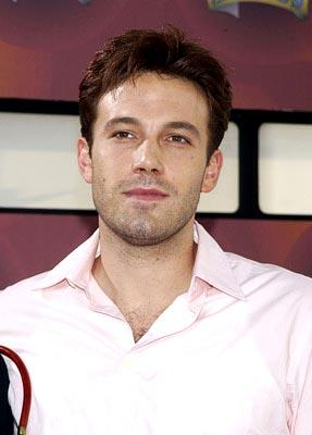 Ben Affleck MTV Movie Awards 6/1/2002