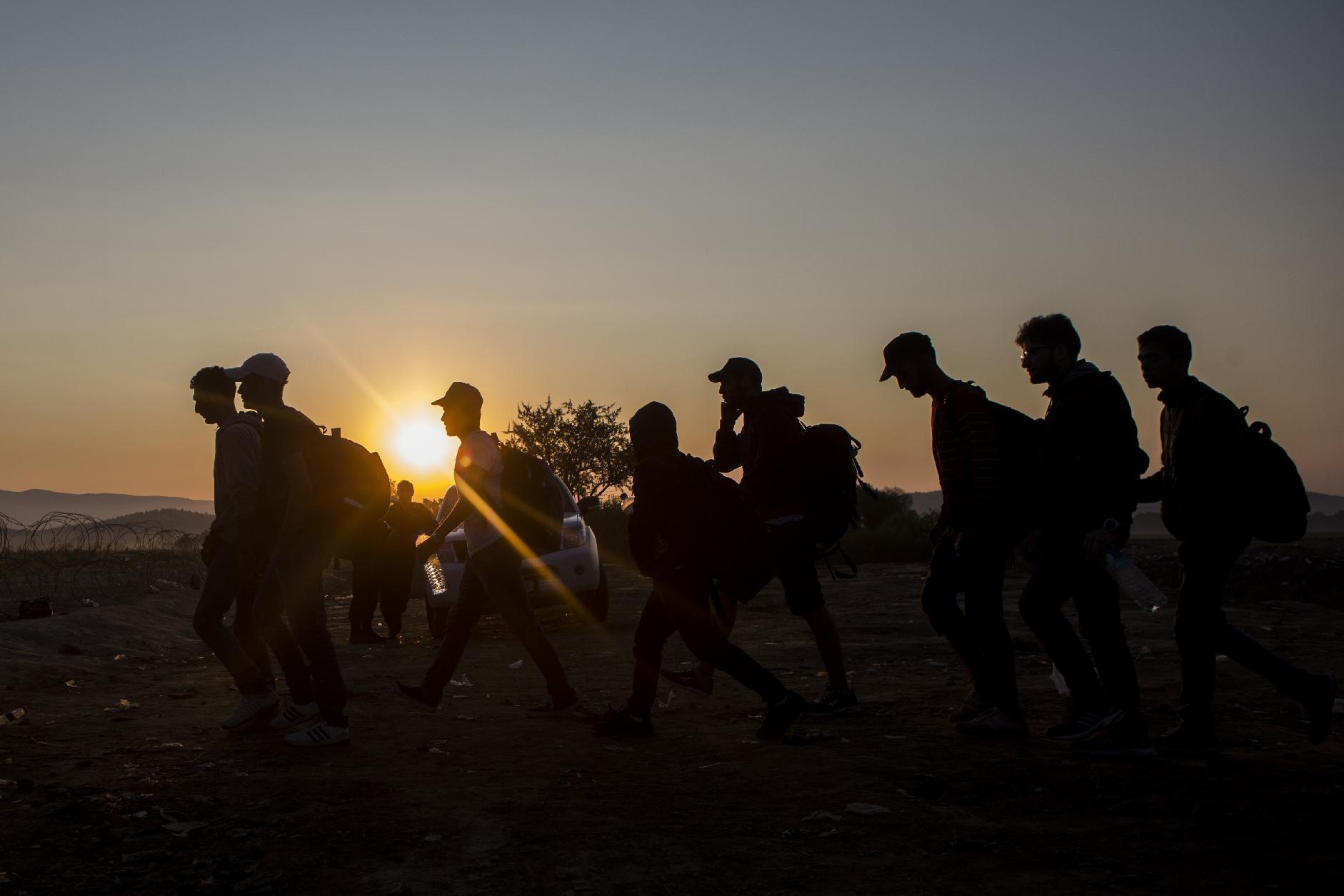 Refugees or migrants? Debate over words to describe crisis