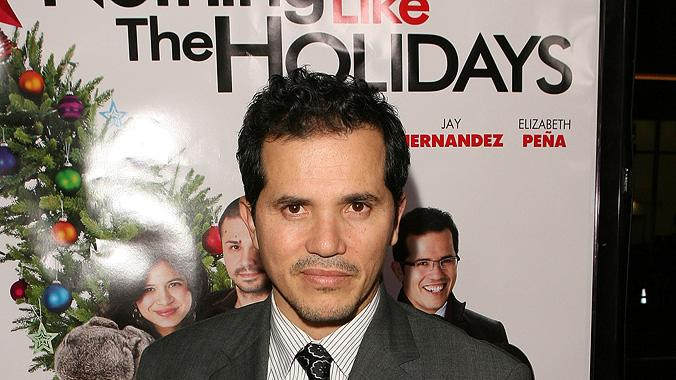 Nothing Like the Holidays LA Premiere 2008 John Leguizamo