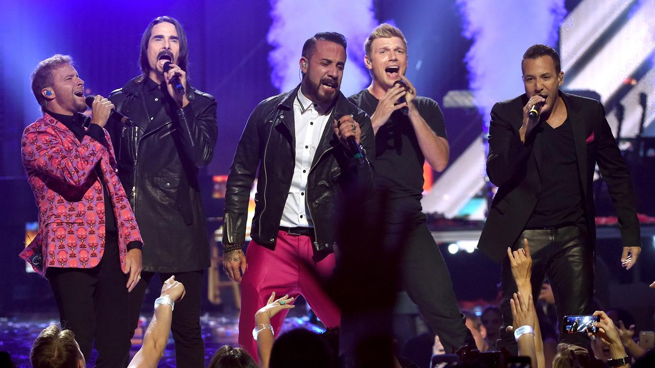 Ready for Vegas? Backstreet Boys Put on Surprise Performance at iHeartRadio Music Festival