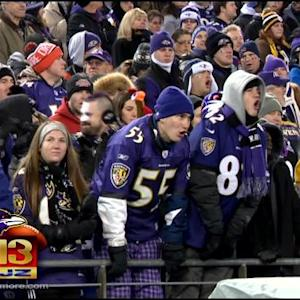 Forbes Ranks Ravens Fans Among Best In The NFL