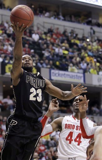 Sullinger leads Ohio State past Purdue in Big Ten