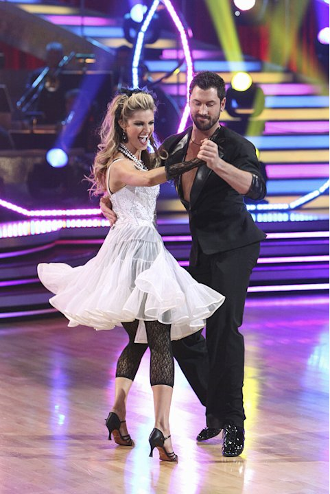 Erin Andrews and Maksim Chmerkovsky …