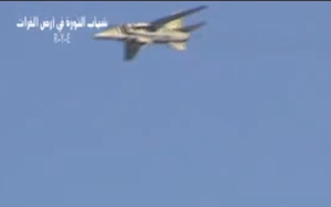 Syrian Rebels Say They Shot Down This Military Fighter Jet