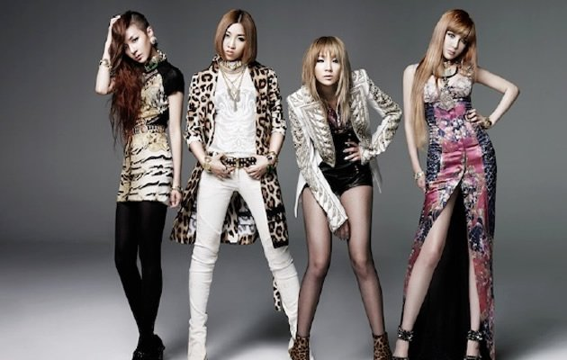 2NE1 is coming to Singapore (Photo courtesy of Launch PR)