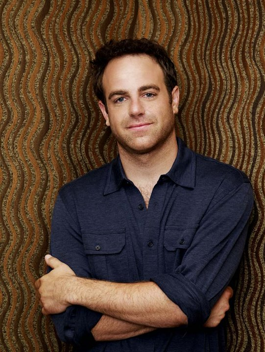 Paul Adelstein stars as Dr. Cooper Freedman in Private Practice.