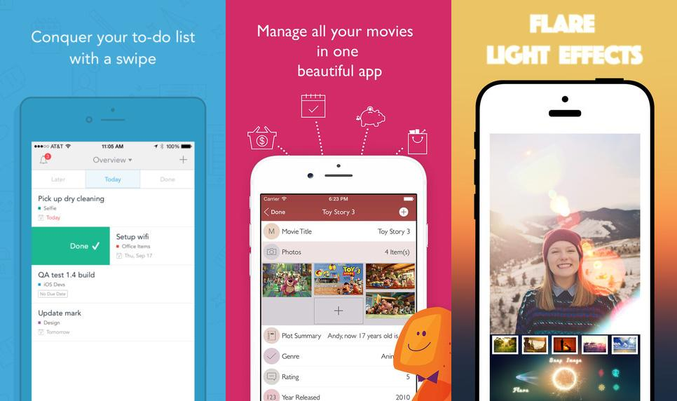 10 awesome paid iPhone apps on sale for free for a limited time