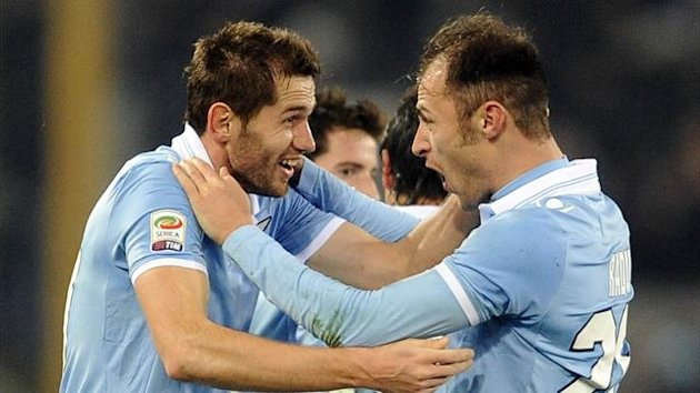 2012/13 Lazio-Pescara Radu - AP/LaPresse