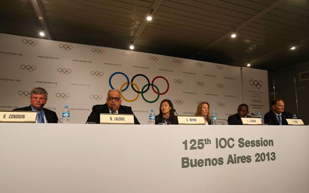 125th IOC Session In Buenos Aires - Day 3