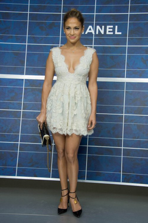 JLo: Diva Chanel en la Fashion …