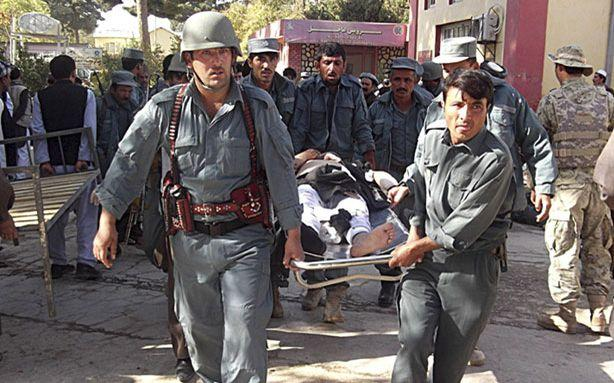 Afghanistan Mosque Hit By Suicide Bomb as Muslim Holiday Begins