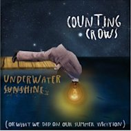 "In this CD cover image released by Collective Sounds, the latest release by Counting Crows, ""Underwater Sunshine,"" is shown. (AP Photo/Collective Sounds)"