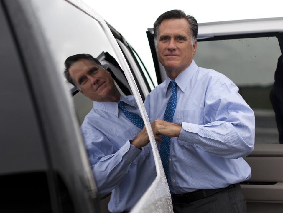 AP Exclusive: Romney uses secretive data-mining