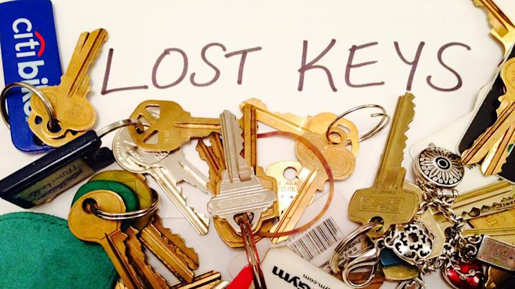 Start-up scores millions to help you find your keys