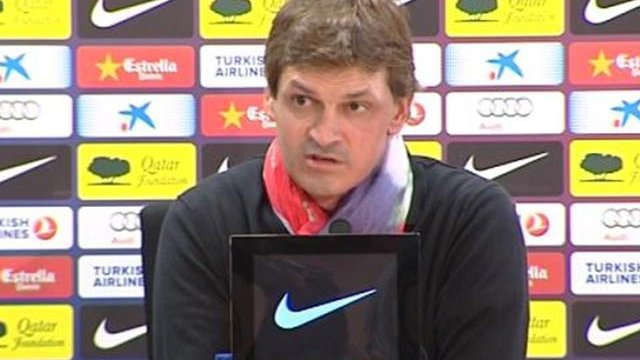 Tito Vilanova: &quot;Interesa ms la imagen que los rcords&quot;