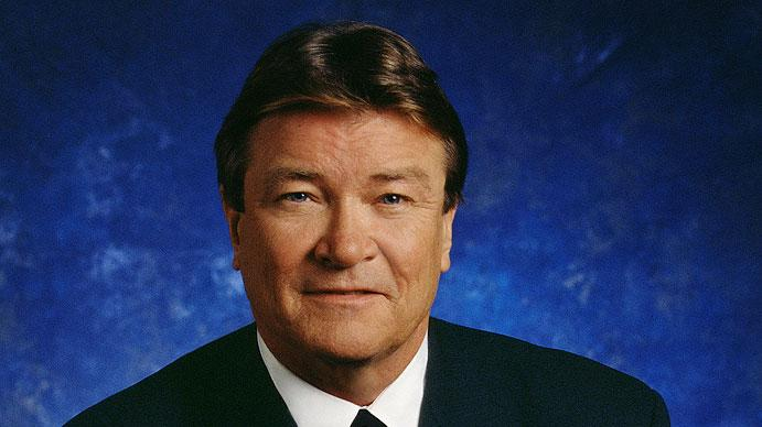 Steve Kroft, correspondent for 60 Minutes on CBS.