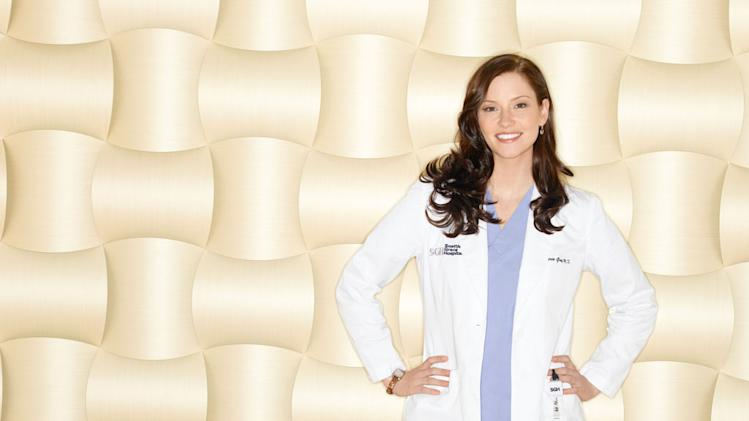 Chyler Leigh in the ABC series Grey's Anatomy