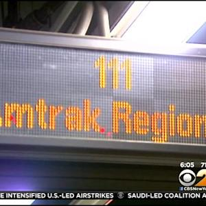 Amtrak Trains Rolling Again On Busy Northeast Corridor