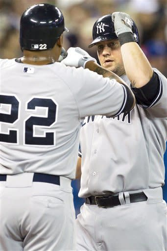 Nova snaps skid as Yankees beat Blue Jays 5-2