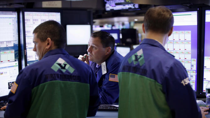 Stocks finish higher on optimism over budget talks