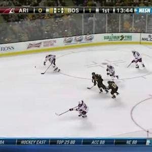 Coyotes at Bruins / Game Highlights