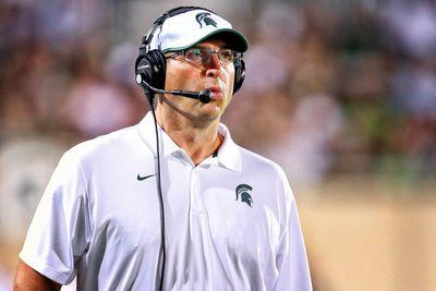 Pat Narduzzi reportedly leaving Michigan State for Pitt