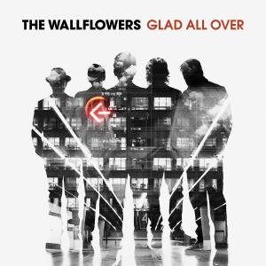 "This CD cover image released by Columbia Records shows the latest release by The Wallflowers, ""Glad All Over."" (AP Photo/Columbia)"