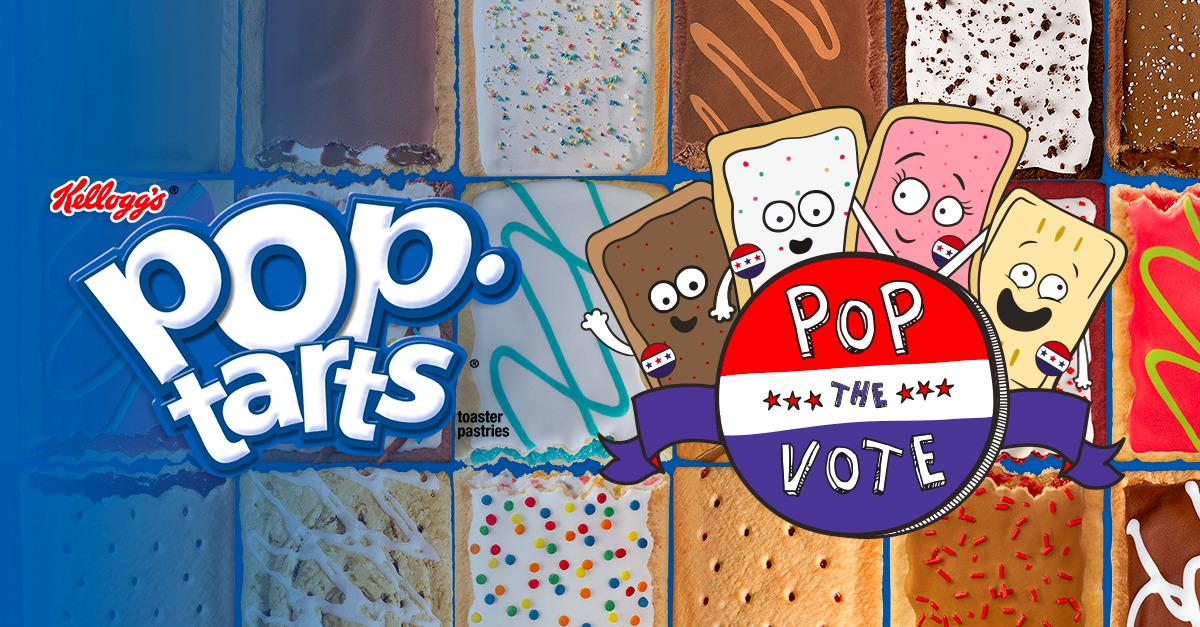 22 Flavors. Try them all. Vote and you could win.
