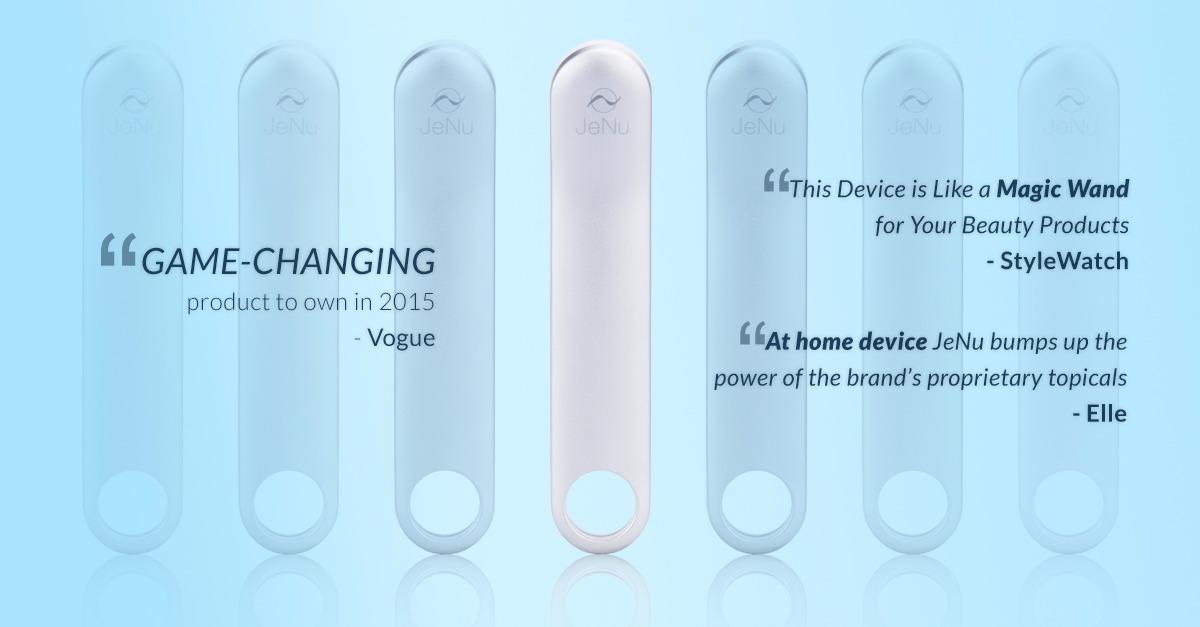 """Voted a """"Game-Changing"""" product to own in 2015."""