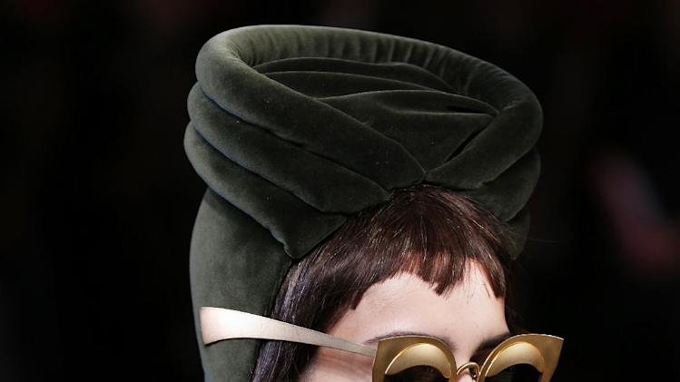 Paris haute couture: the best accessories from the shows