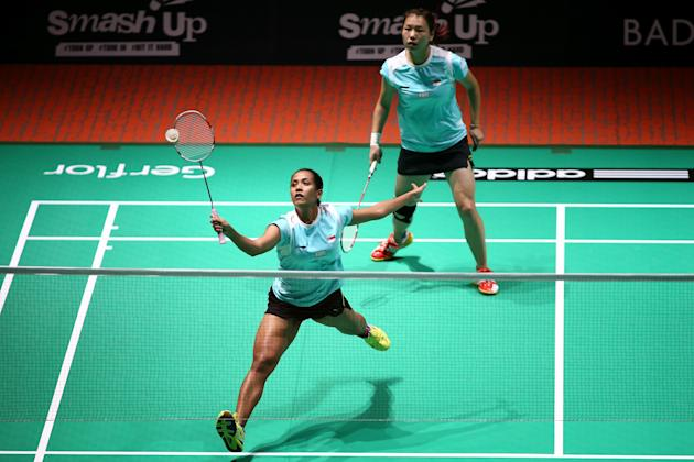 London Badminton Grand Prix - Day Five