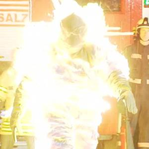 Watch: Stuntman sets self on fire for new world record