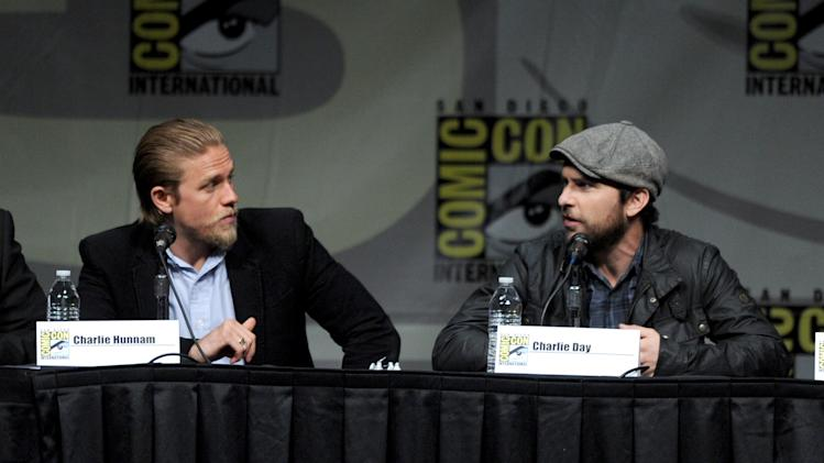"Warner Bros. Pictures And Legendary Pictures Preview - ""Pacific Rim"" - Comic-Con International 2012"
