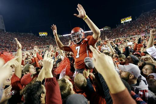 Utah holds off No. 5 Stanford 27-21