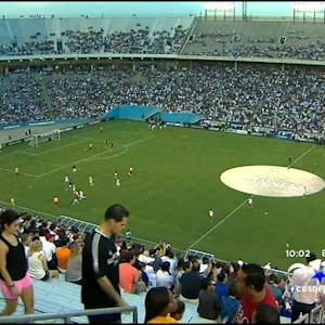 World Class Soccer Brings Fans To The Cotton Bowl