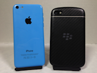 Apple iPhone 5c vs Blackberry Q10 Which Is Faster Better Benchmark AT&T  image IMG 0093 0002 300x225