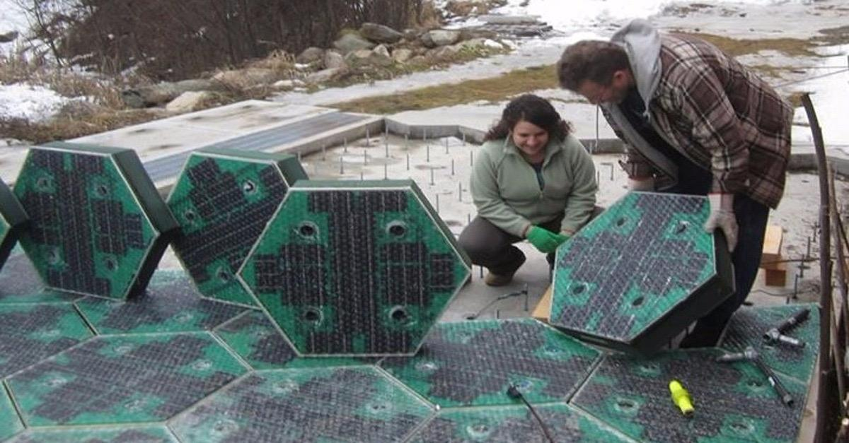 New Solar Panels Leave Energy Companies Ourtraged