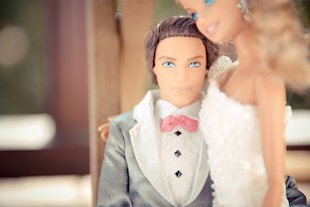 barbie and ken wedding