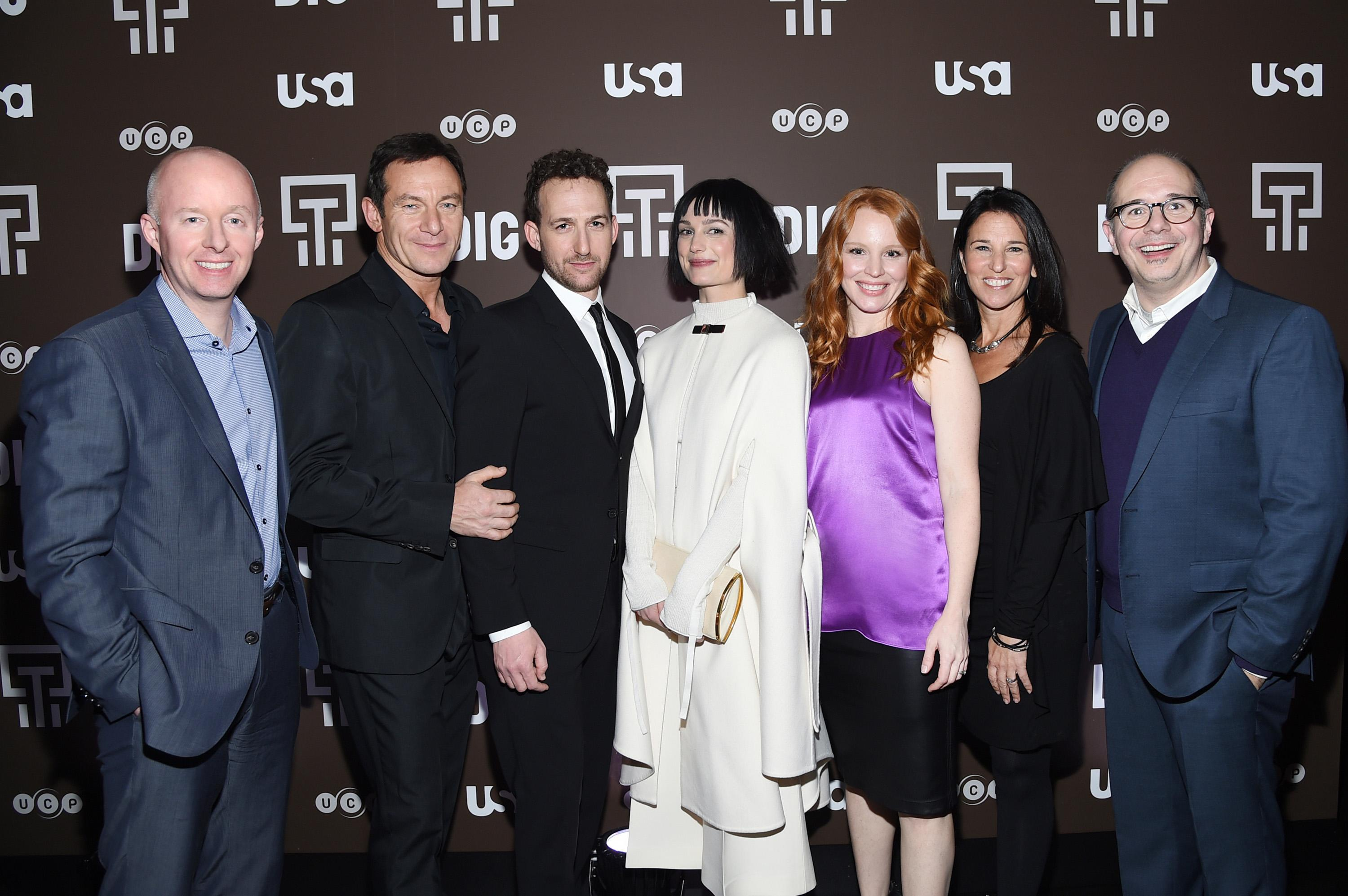 USA Network Digs Deep to Launch 'Dig'