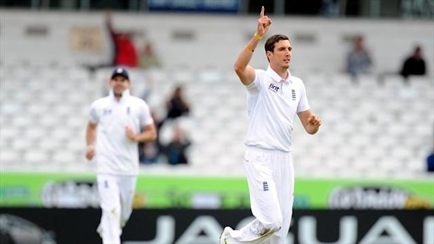 Steven Finn hopes to be part of England's seam attack against Australia this summer