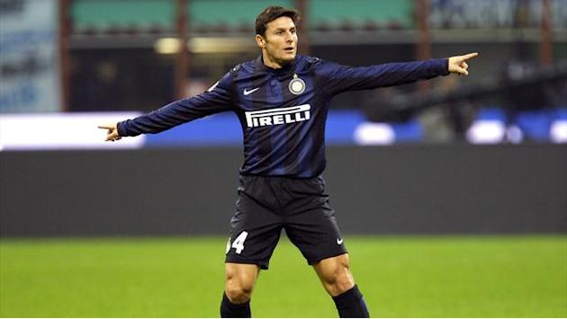 Serie A - Zanetti set to stay in 'Inter family' but hints at retirement