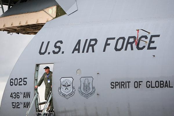 7. U.S. Air Force (USAF)