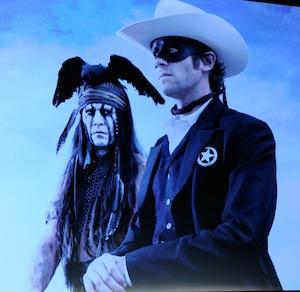'Lone Ranger' Crew Member Dies On Set