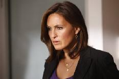 "Mariska Hargitay as Det. Olivia Benson on ""Law & Order: SVU,"" NBC, Sept. 2010 -- NBC"