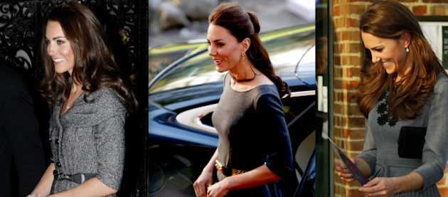 Why doesn't Kate recycle her clothes?