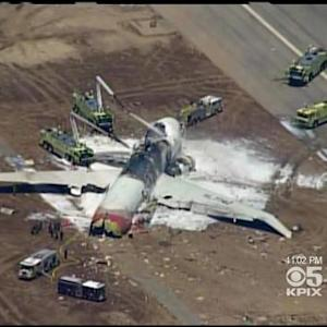 SF Fire Department Faces New Scrutiny Over Plane Crash Response